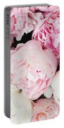 Peony Song Portable Battery Charger