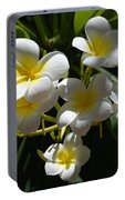 Floral Beauties Portable Battery Charger