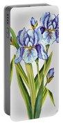 Floral Botanicals-jp3786 Portable Battery Charger