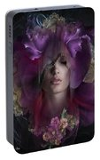 Floral Dreams Portable Battery Charger