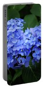 Floral Duet Portable Battery Charger