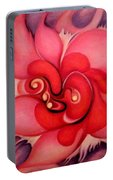 Floral Energies Portable Battery Charger