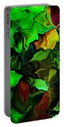 Floral Expression 080616 Portable Battery Charger