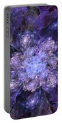 Floral Fantasy 1 Portable Battery Charger
