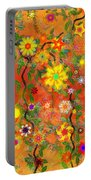 Floral Fantasy 122110 Portable Battery Charger