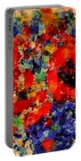 Floral Happiness Portable Battery Charger