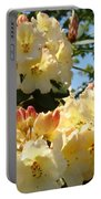 Floral Rhododendrons Fine Art Photography Art Prints Baslee Troutman Portable Battery Charger