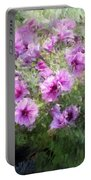 Floral Study 053010 Portable Battery Charger