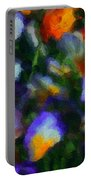 Floral Study 053010a Portable Battery Charger