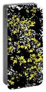 Floral Surprise Portable Battery Charger