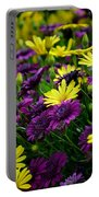 Floral Treasure Portable Battery Charger