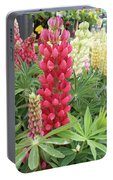 Floral2 Portable Battery Charger