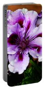 Florals Portable Battery Charger