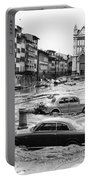 Florence: Flood, 1966 Portable Battery Charger