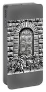 Florence Street Scene Portable Battery Charger