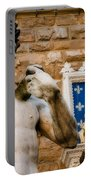 Florentine Icons Portable Battery Charger