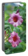 Flores De La Allamanda Portable Battery Charger