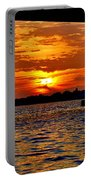 Florida Before Sunset  Portable Battery Charger