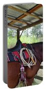 Florida Cracker Horse Portable Battery Charger