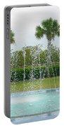 Florida Fountain Portable Battery Charger