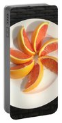 Florida Fruit Portable Battery Charger