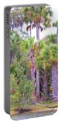 Florida Greens Portable Battery Charger