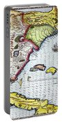 Florida: Map, 1591 Portable Battery Charger