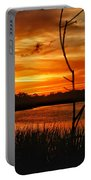 Florida Sunset  Portable Battery Charger