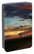 Florida Sunset Winding Road 2 Portable Battery Charger