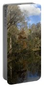 Florida Wetlands Portable Battery Charger