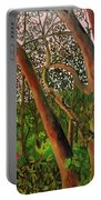 Florida Woodlands Portable Battery Charger