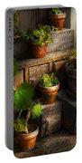 Flower - Plant - A Summers Soak  Portable Battery Charger