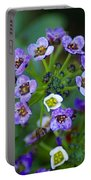 Flower 2 Portable Battery Charger