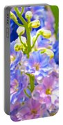 Flowers 40 Portable Battery Charger