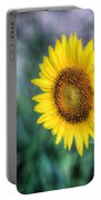 Flower #42 Portable Battery Charger
