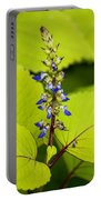 Flower 6 Portable Battery Charger
