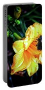 Flower And Butterfly Portable Battery Charger