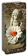 Flower Angel Portable Battery Charger