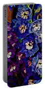 Flower Arrangement II Portable Battery Charger