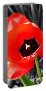 Flower As Art Portable Battery Charger
