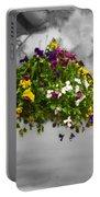 Flower Basket Portable Battery Charger