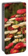 Flower Bed Portable Battery Charger