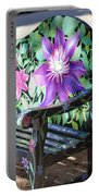 Flower Bench Portable Battery Charger