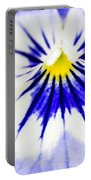 Flower Blossom 1 Portable Battery Charger