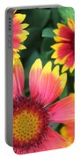 Flower Burst Portable Battery Charger