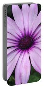 Flower Close Up 2 Portable Battery Charger