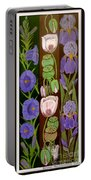 Flower Composition 5 Portable Battery Charger