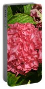 Flower Dahlia Portable Battery Charger