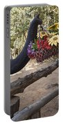Flower Delivery By Trunk Portable Battery Charger