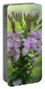 Flower Dew Beauty Portable Battery Charger